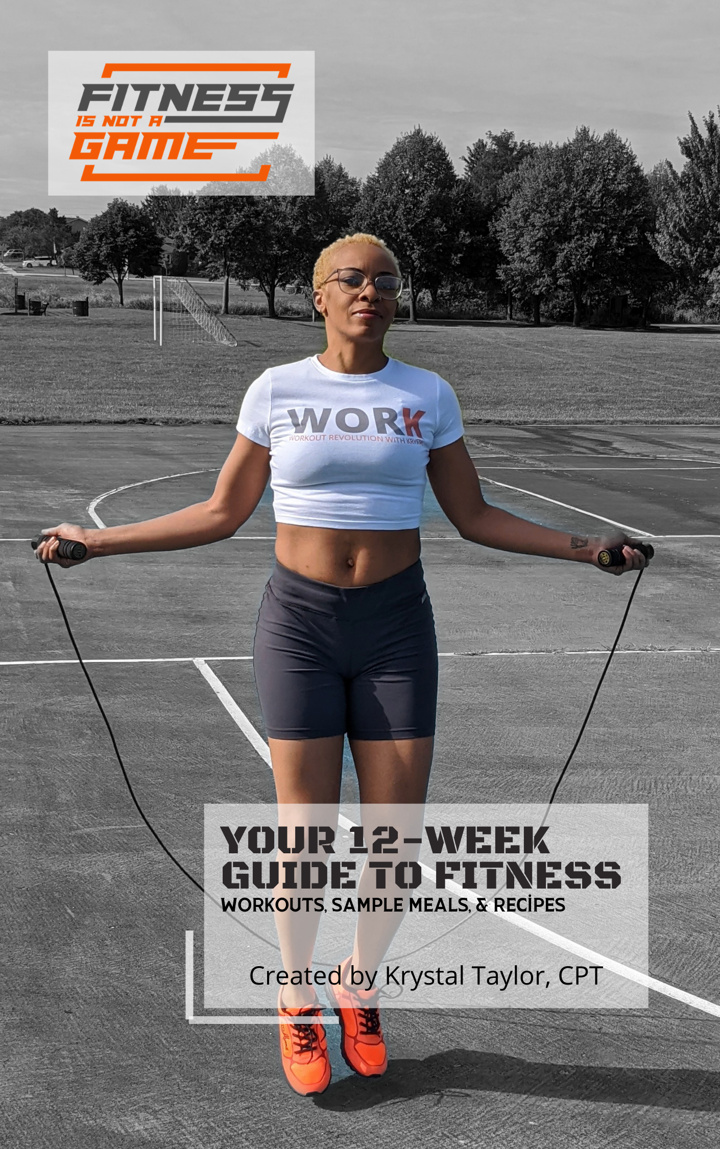 12-WEEK GUIDE TO FITNESS - KT COVER