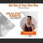 Healthy Habits Speaker Vault