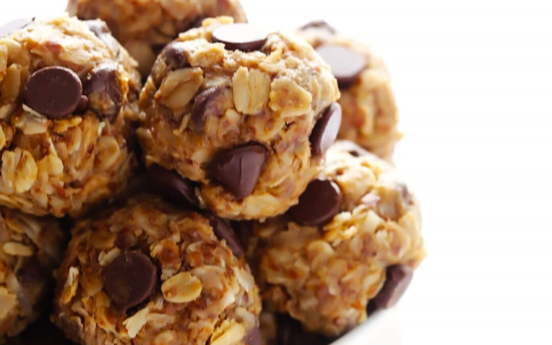 Recipe of the Week: Oatmeal Power Balls